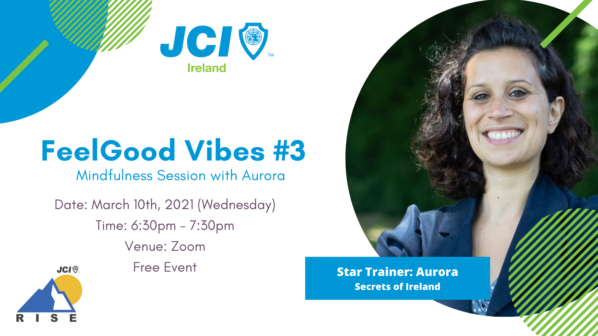 FeelGood Vibes #3 Mindfulness Session with Aurora