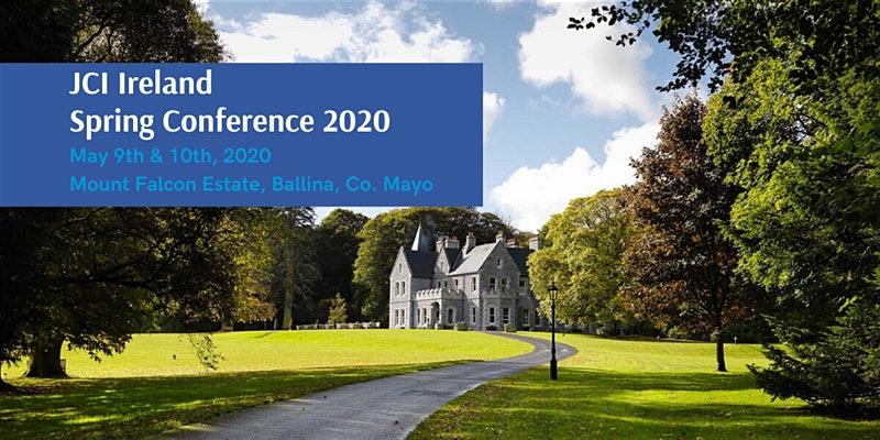JCI Ireland Spring Conference 2020