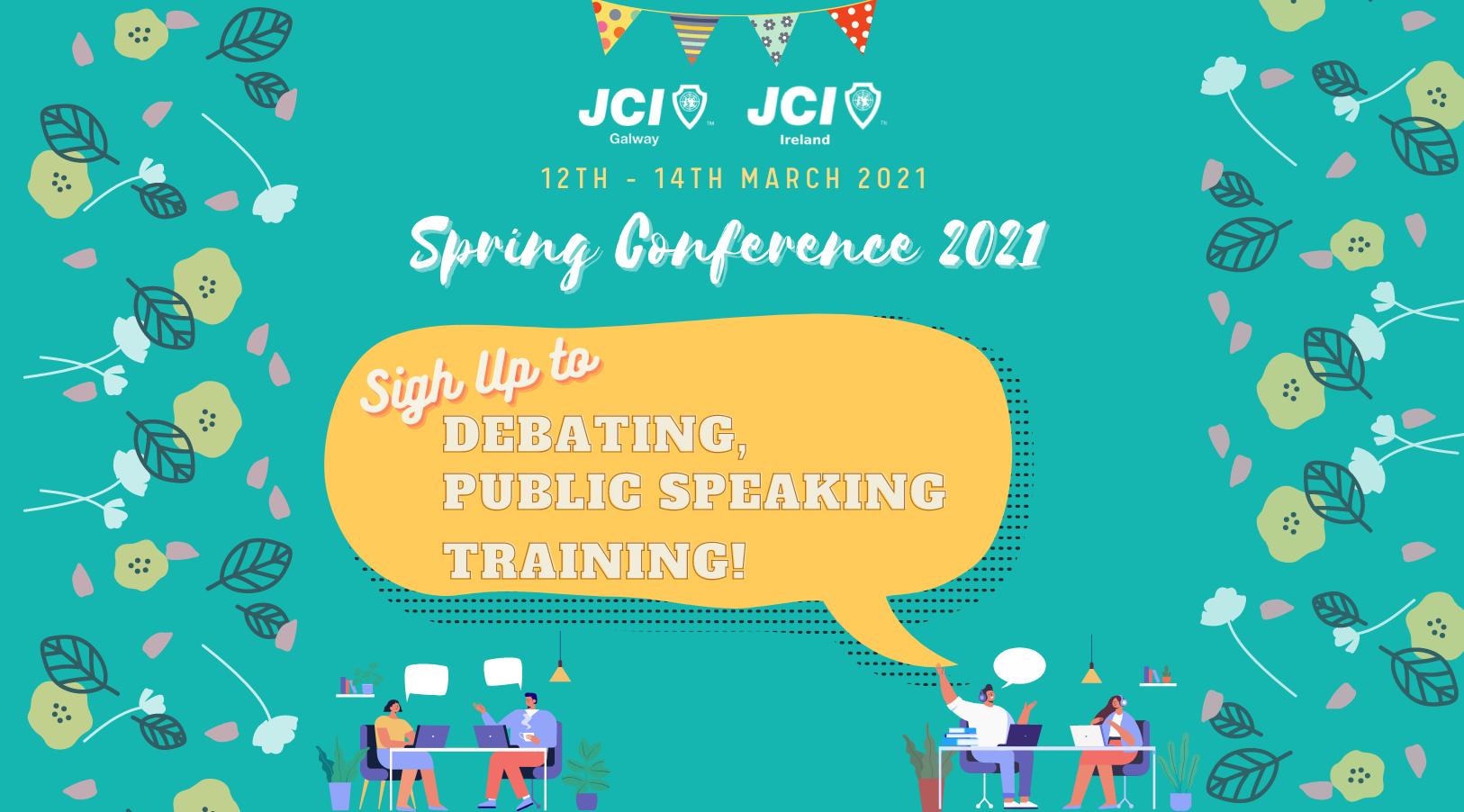 JCI Ireland Spring Conference 2021